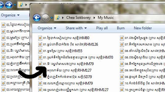 Khmer Unicode in Windows Vista and Windows 7 too small? Fix it now